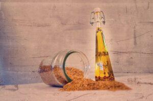 sesamolie, økologisk sesamolie, guide til madolie, oversigt over madolier, olier til mad, olier til madlavning