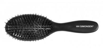 Vildsvinehår, Vildsvinehår børste, vildsvine hårbørste, hårbørste af vildsvine hår, hår fra vildsvin, bedre hår kvalitet, sundere hårsække