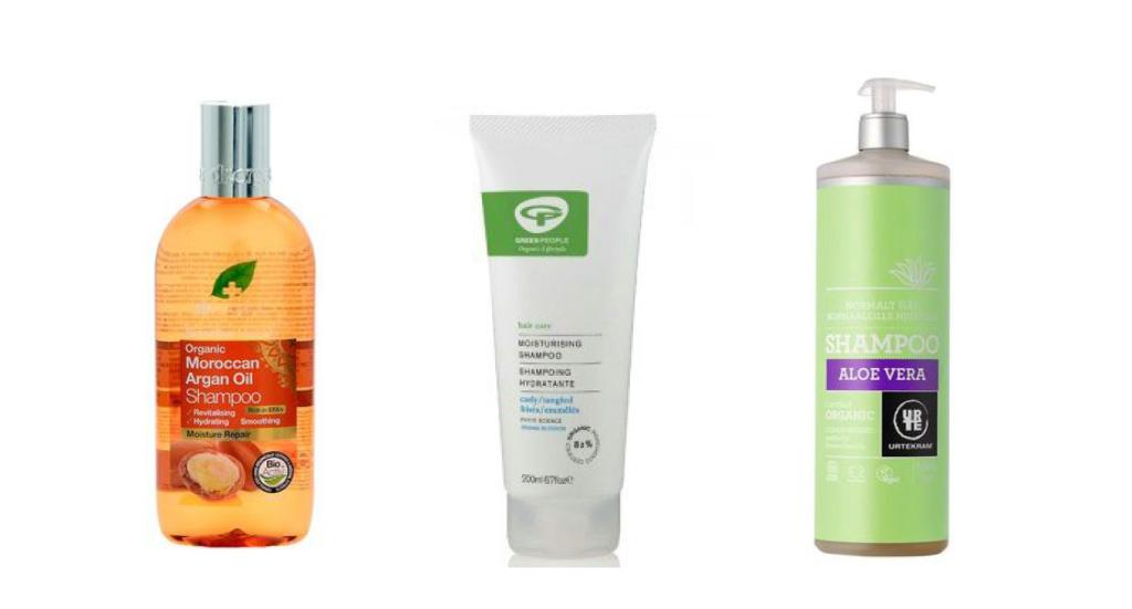 Økologisk shampoo, Øko Shampoo, Shampoo økologisk, miljøvenlige Shampoo, Urtekram økologisk Shampoo