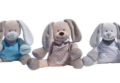 Doodoo bamse, bamse med livmoderlyde, livmoder bamse, lyd bamser til babyer,