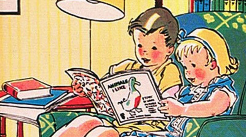klassiske bøger til børn