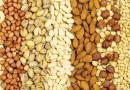 Økologiske nødder til snacks og madlavning