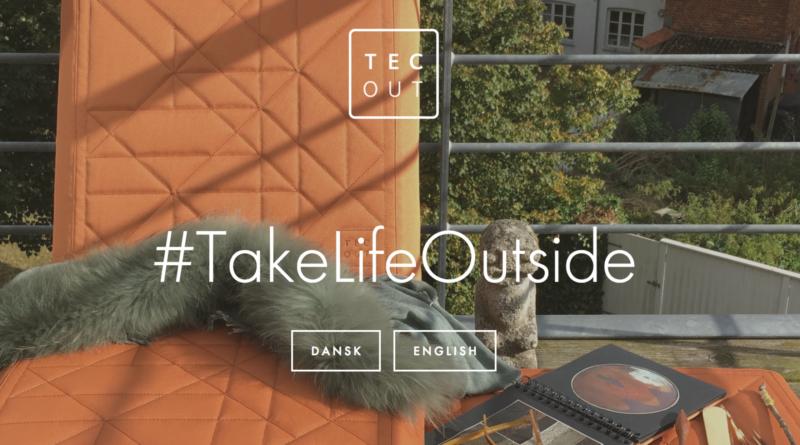 Tec Out seats – Perfekte til udendørs elskeren