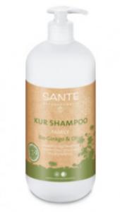 Sante Shampoo Organic, Økologisk shampoo, Øko Shampoo, Shampoo økologisk, miljøvenlige Shampoo,
