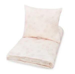 Cam Cam økologisk VOKSEN sengetøj Dandelion Rose , Cam Cam økologisk VOKSEN sengetøj, økologisk sengetøj til voksne, voksen økologisk sengetøj