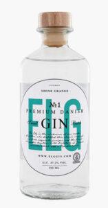 Elg Gin No. 1, Elg Gin, gode grunde til at drikke gin, gode gin, kvalitets gin, anderledes gin