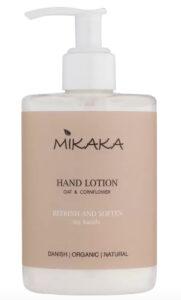 Mikaka Hand Lotion, Mikaka økologisk Hand Lotion, cremer til hånderne, økologisk hånd creme